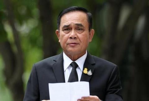 泰国宣布结束军事法庭审民事 但保留任意拘留法