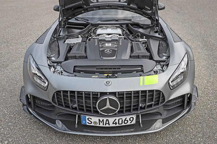 AMG GT R再Pro,你受得了吗?