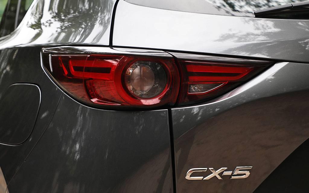 日系SUV中的另类,粉丝的最爱,试驾第二代长安马自达CX-5