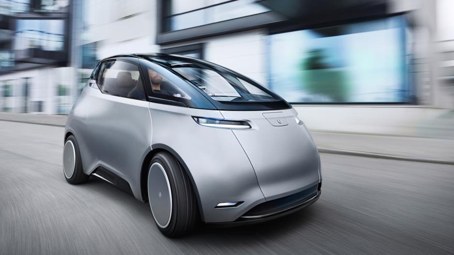 """瑞典初创公司的科幻版""""老年代步车""""Uniti One开始接受预定"""