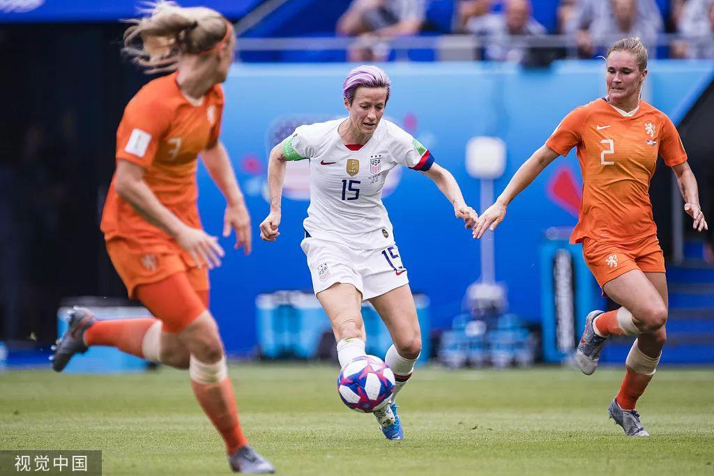赢了世界杯冠军收入却比不过男足?美国女足不干了