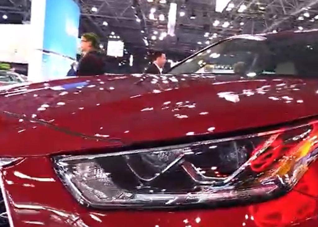 全新丰田汉兰达实拍 细细品味新外观赶超现款设计