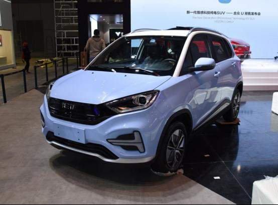 2020款哪吒N01将于8月上市,定位于小型SUV