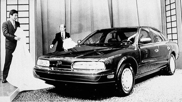 80后的英菲尼迪如何用设计与技术走过30年