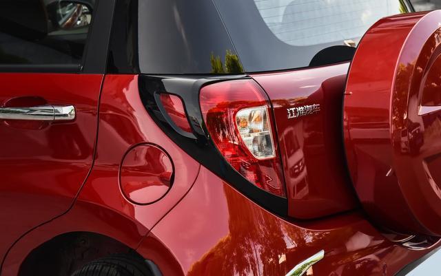 3.98w就能买SUV?油耗6L,内饰时尚,若不停产能与宝骏一较高下