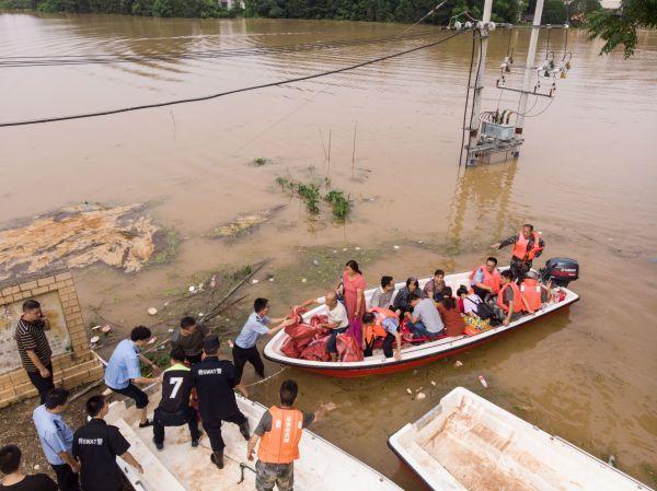 南方洪涝灾害会刺激农产品价格上涨吗?专家解答