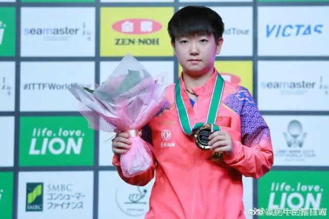 4-1打哭日本伊藤美诚后,再胜世界冠军队友,孙颖莎剑指第2冠