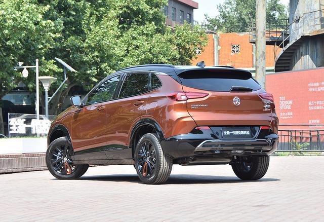 都是新款,还同一天上市,新款本田XR-V对比全新一代别克昂科拉