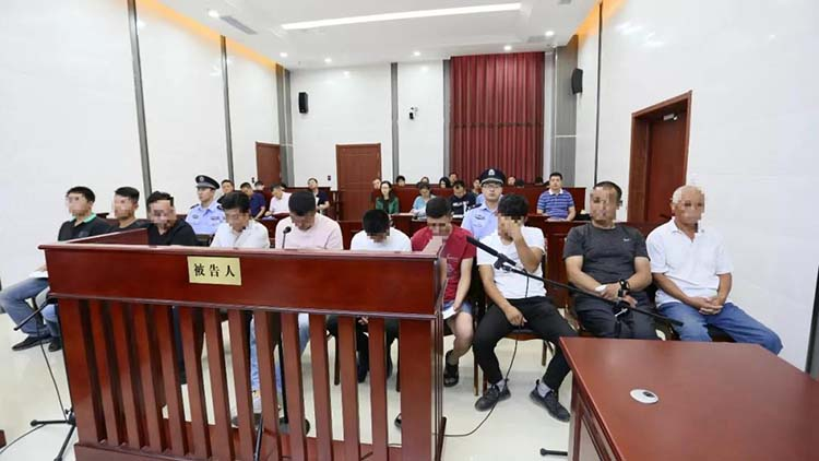 10起刑事案件40分钟审结 宁津法院适用速裁程序审理多起刑事案件