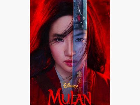 《花木兰》最受欢迎角色消失,迪斯尼:在中国电影中永远不会出现
