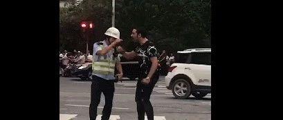 """最新!福建农大回应""""外籍学生与交警冲突"""":给予该生留校察看处分"""