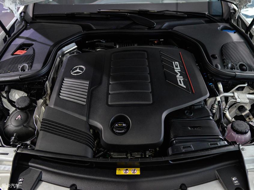 新奔驰AMG E 63 S 4MATIC+售156.08万元