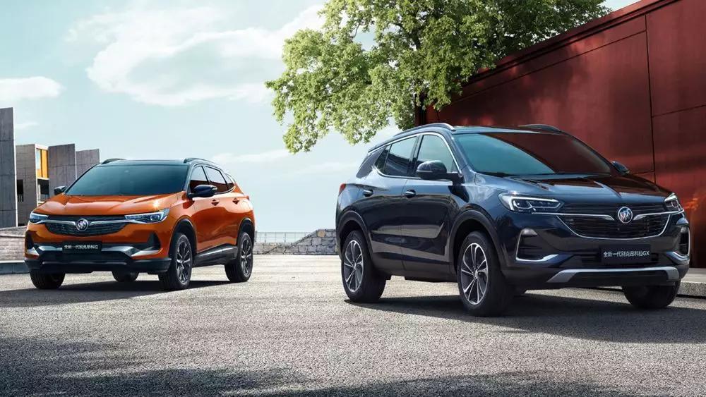 一连上市了两款新车,别克全新一代昂科拉只要12.59万起