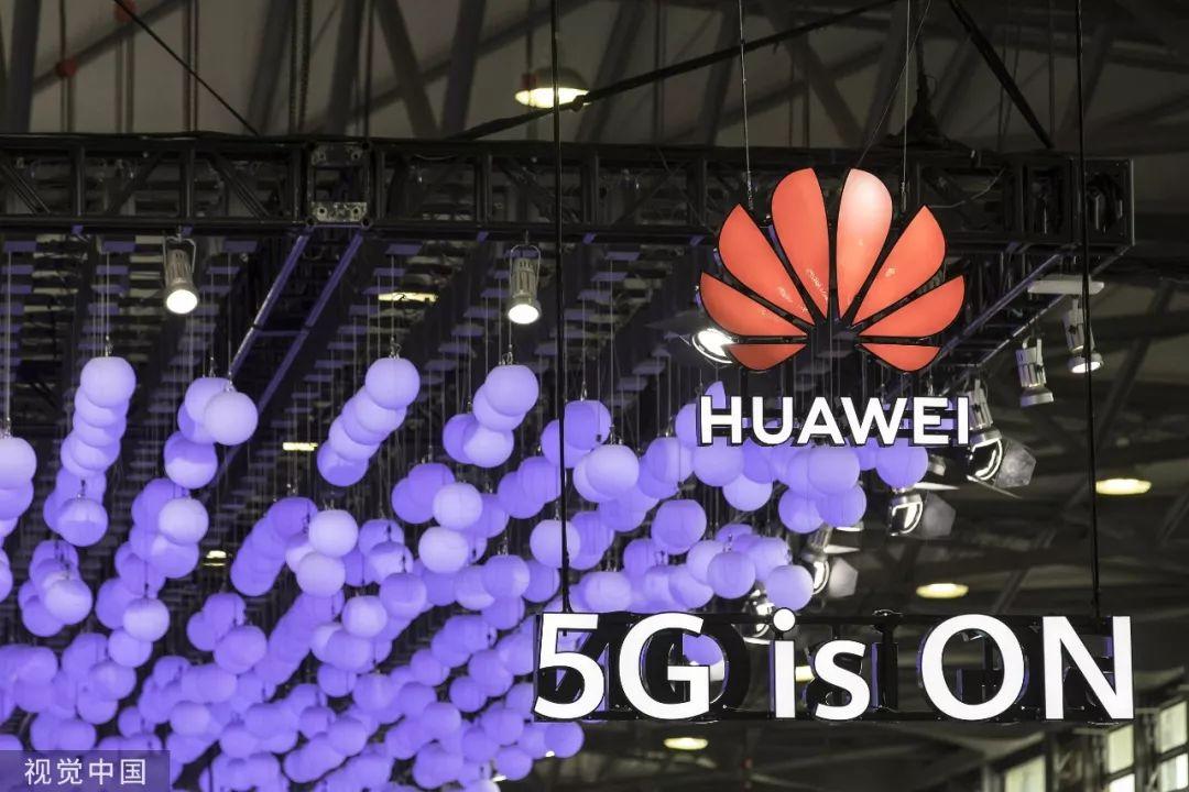 ▲世界移动通信大会上,华为5G展台瞩目。
