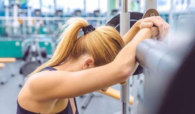 肌肉增长太慢的话,可以改变下训练计划