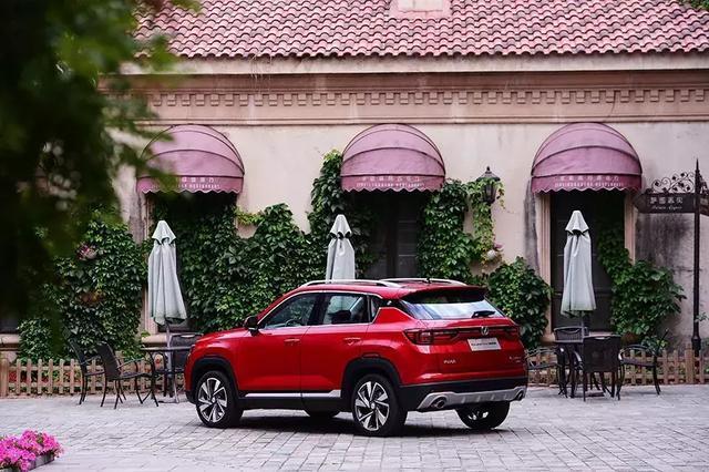 外观更运动、动力更给力,这款小型SUV让合资对手惊呆了