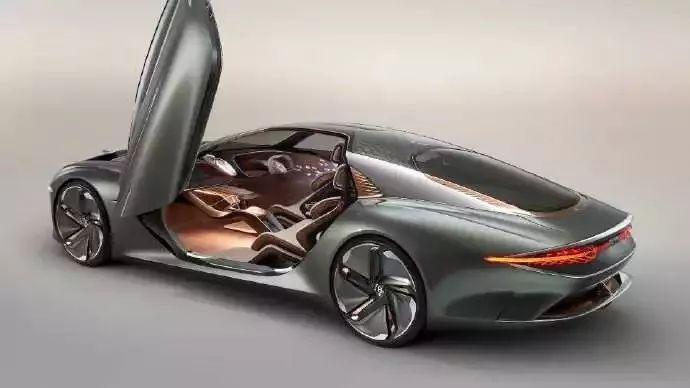 将是下一代车型的基础 宾利发布奢华概念车官图
