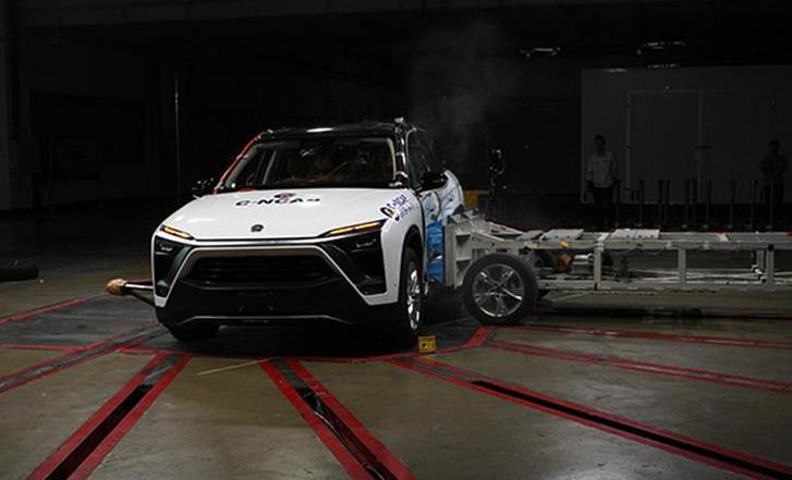 C-NCAP测试成绩公布!同为新能源,小鹏G3大满贯,欧拉仅4星