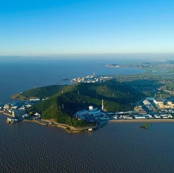 人民日报:24年前的今天,秦山核电站通过国家验收