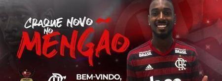 官方:罗马小将热尔松加盟巴西球队弗拉门戈