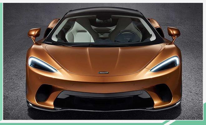 迈凯伦GT来了! 首批车型将于2019年底前交付