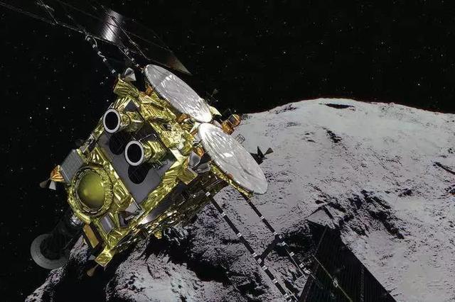 人类首次!日本航天技术重大突破,成为登陆3亿公里之外!
