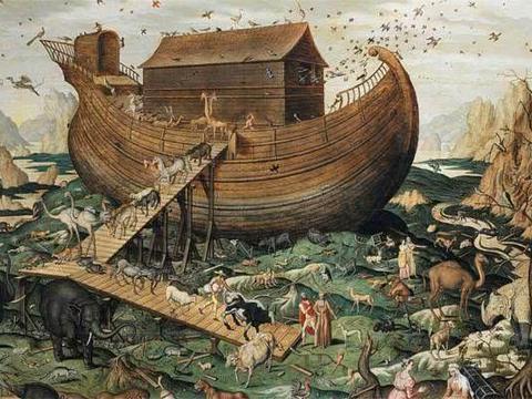同是面对史前大洪水,东方和西方处理方式截然不同,佩服古人智慧