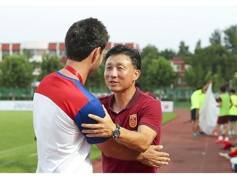 成耀东出任U18男足主帅,将带队参加11月亚青赛