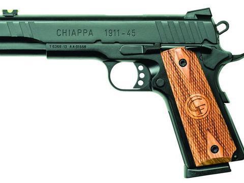 意大利齐亚帕公司齐亚帕1911-45自动手枪