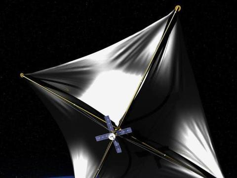 去其它恒星?太阳能光帆即将起航!光子将会彻底改变太空飞行?