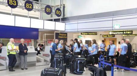 太阳报:赞助商飞机未办中国入境手续,导致曼城航班取消