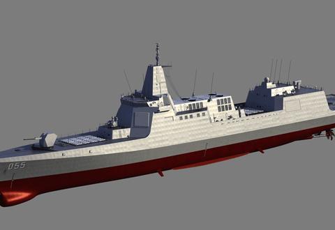 055型导弹驱逐舰为什么没有采用核动力?