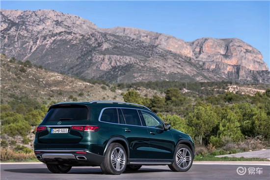 全尺寸SUV 2020款奔驰GLS 450成功人士之选