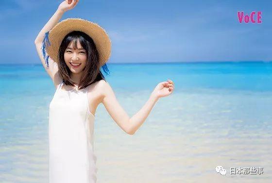 """日本观众票选""""与大海最配""""女星 森星夺得第一"""