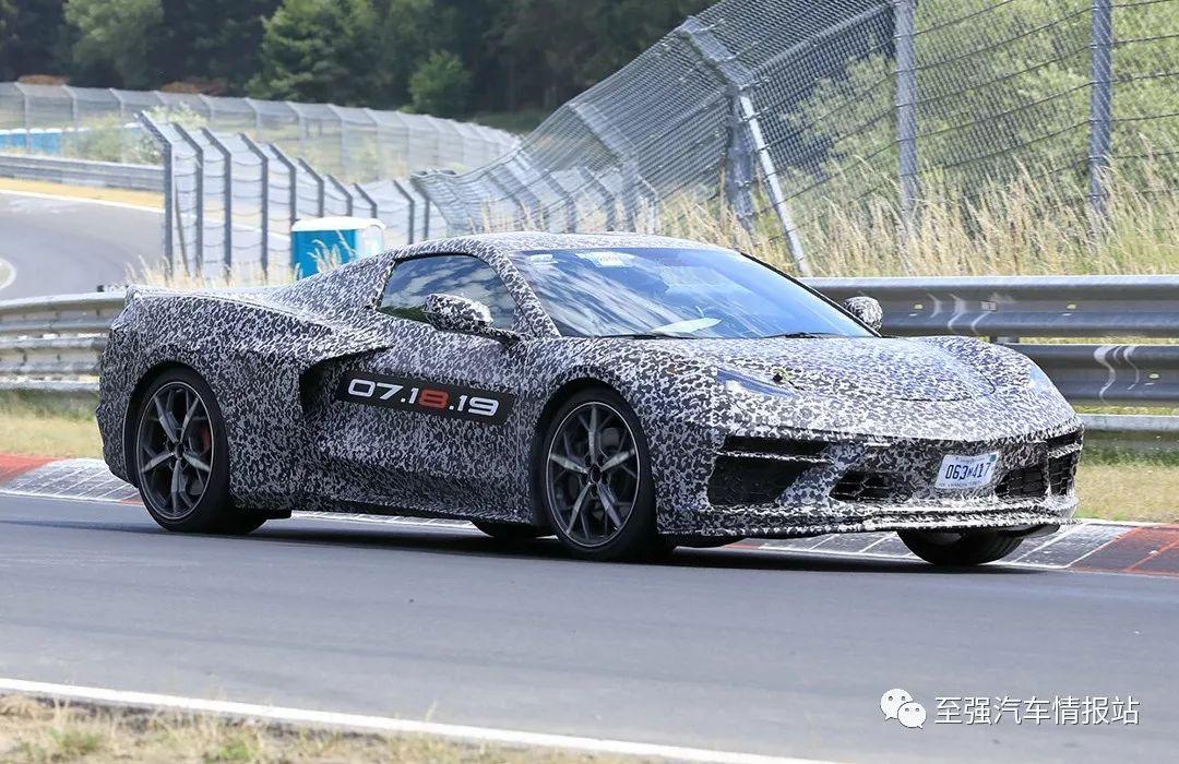 千匹混动版同场亮相?雪佛兰中置V8超跑 Corvette C8 本周发布