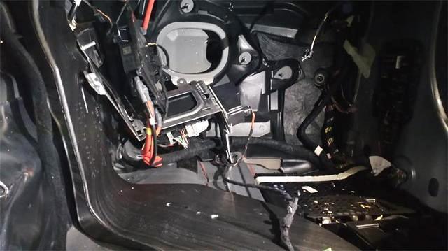 案例分享:台州慧声奔驰GLC汽车音响改装丹拿、黄金声学、好莱坞