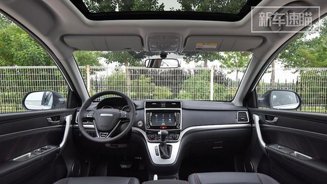 6万块的哈弗SUV,颜值赶上H6,配置秒杀合资小型SUV