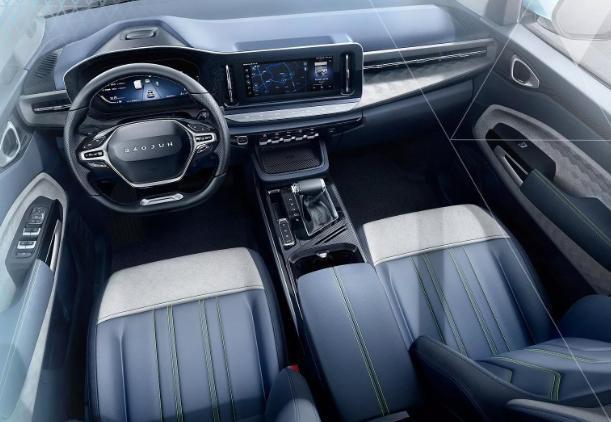 量产化的自主品牌概念车 宝骏RM-5离你更近一步
