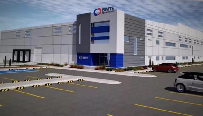 发力北美市场,BMTS新闻发布会在美国底特律成功举行
