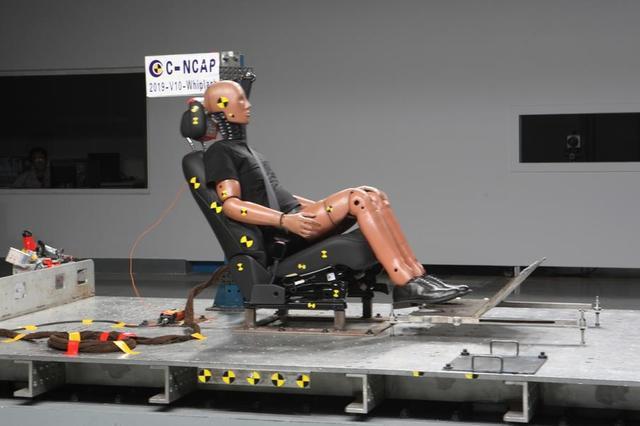 最新碰撞测试结果出炉,得分最低竟然是它!