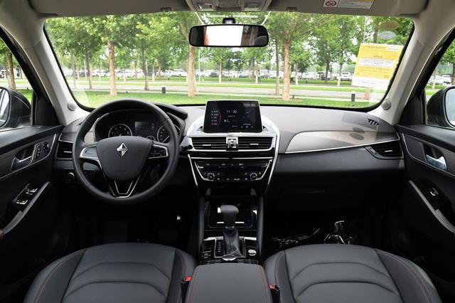 2020款宝沃BX5上市 符合国六排放标准售12.98万起