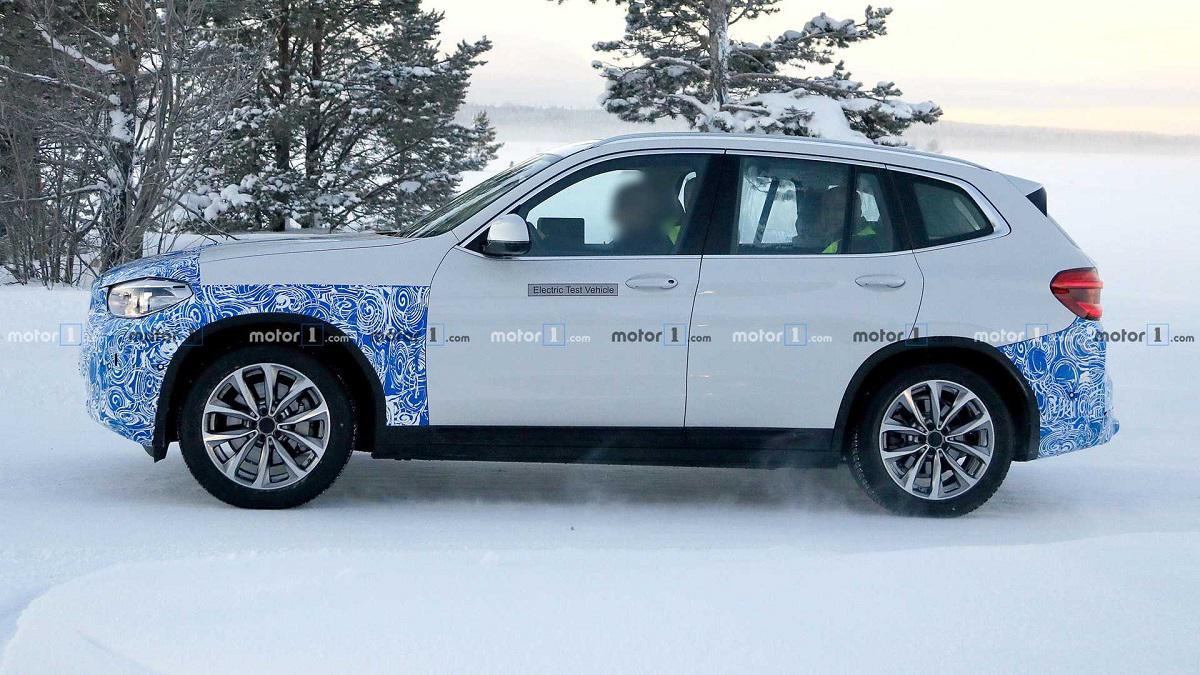 采用后轮驱动/续航超400公里 宝马iX3有望推出长续航版本车型