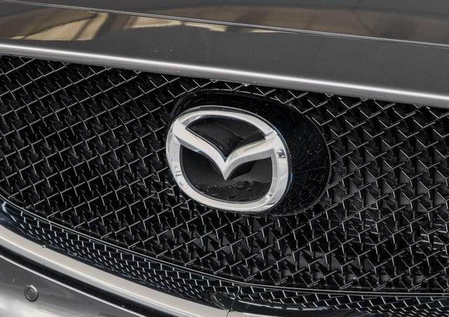 马自达全新SUV实车上街,造型没有太大惊喜,能给家里争光?