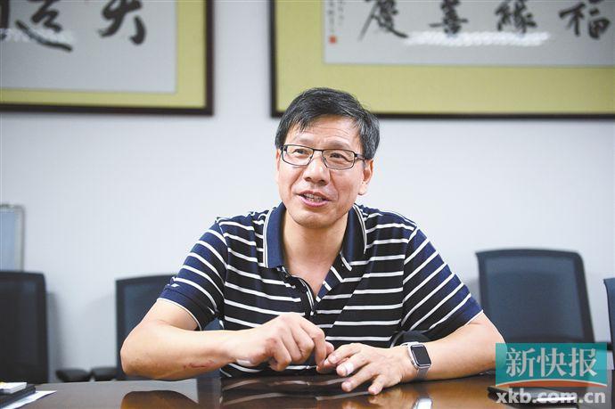 香港科技大学教授高福荣:造智能化工厂 破解塑料加工行业难题