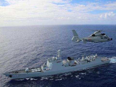 052C现身英吉利海峡,英舰长面色凝重,俄专家:这是航行自由