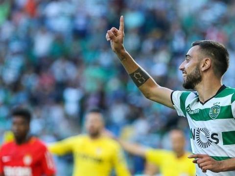 葡媒:签不签葡萄牙中场布鲁诺?索帅与伍德沃德产生分歧