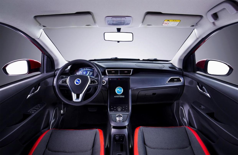 质量与颜值并存,汉腾汽车幸福e+开启纯电出行新时代