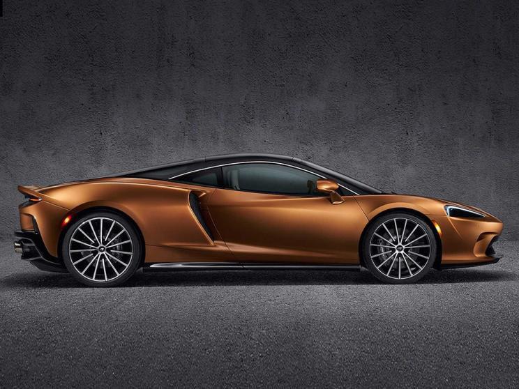 迈凯伦GT开启接受预定 将于11月广州车展中国首秀