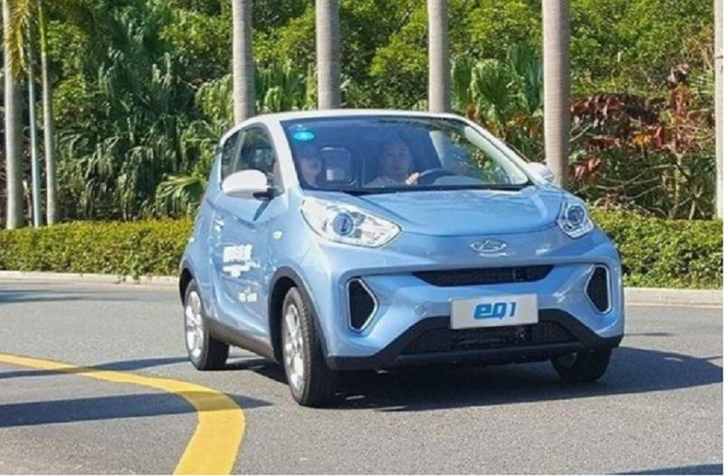 奇瑞的新能源汽车怎么样?