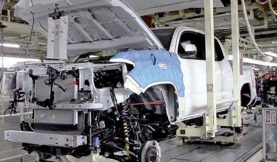 丰田将向德克萨斯州工厂投资近4亿美元生产皮卡